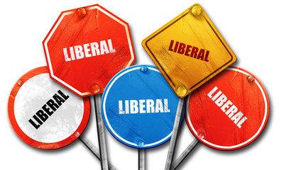 Liderazgo liberal